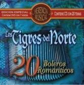 Herencia Musical: 20 Boleros Románticos
