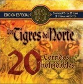 Herencia Musical: 20 Corridos