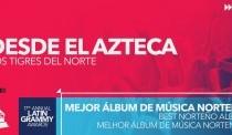 Los Tigres del Norte celebraron por partida doble en los Latin Grammy